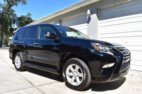 2017 Lexus GX 460 for sale at Advantage Auto Group Inc. in Daytona Beach FL