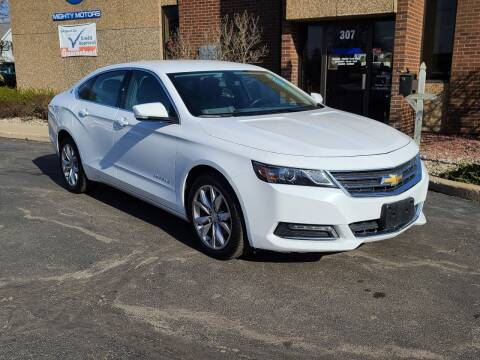 2018 Chevrolet Impala for sale at Mighty Motors in Adrian MI