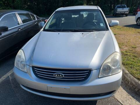 2007 Kia Optima for sale at Triangle Motors Inc in Raleigh NC