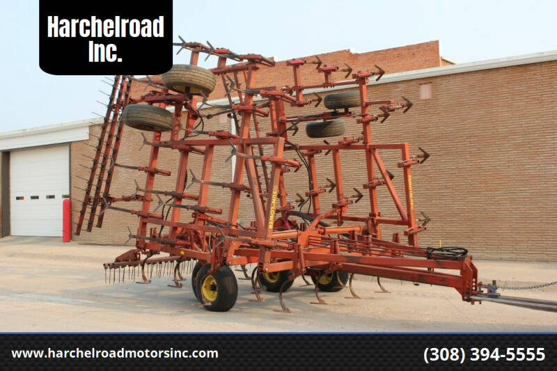 1988 Sunflower  5331-30' Field Cultivator for sale at Harchelroad Inc. in Wauneta NE