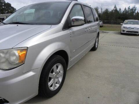 2012 Chrysler Town and Country for sale at VANN'S AUTO MART in Jesup GA