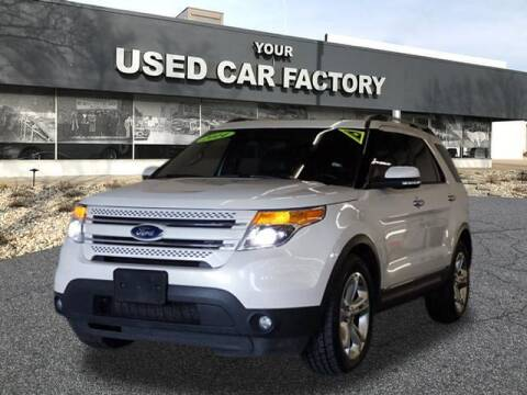 2014 Ford Explorer for sale at JOELSCARZ.COM in Flushing MI