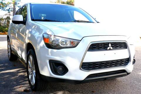 2015 Mitsubishi Outlander Sport for sale at Prime Auto Sales LLC in Virginia Beach VA