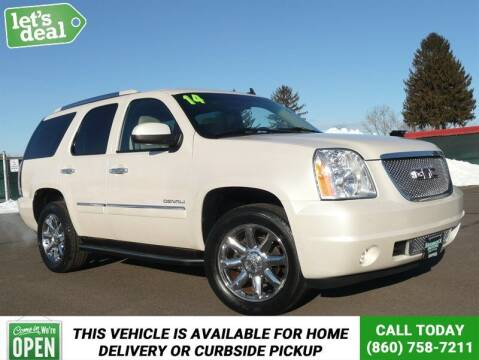 2014 GMC Yukon for sale at Shamrock Motors in East Windsor CT