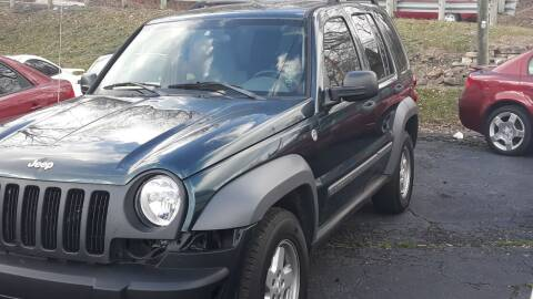 2005 Jeep Liberty for sale at Carlisle Cars in Chillicothe OH