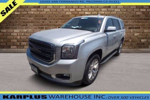 2016 GMC Yukon for sale at Karplus Warehouse in Pacoima CA