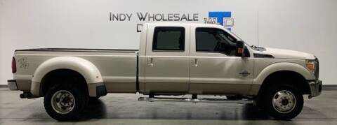 2014 Ford F-350 Super Duty for sale at Indy Wholesale Direct in Carmel IN