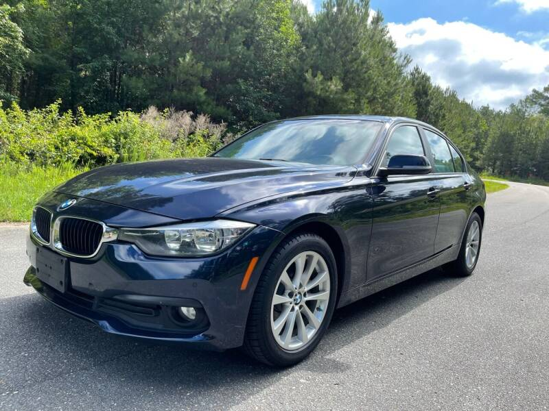 2016 BMW 3 Series for sale at Carrera AutoHaus Inc in Clayton NC