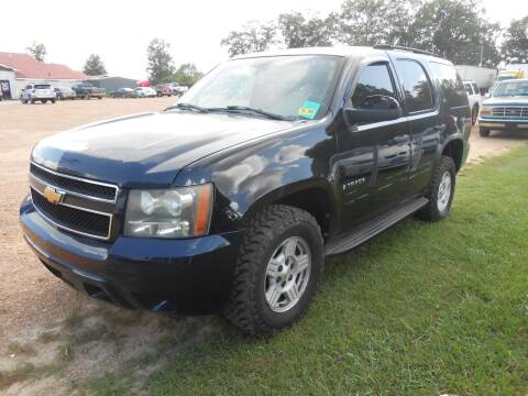 2007 Chevrolet Tahoe for sale at Cooper's Wholesale Cars in West Point MS