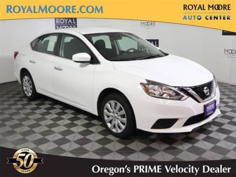 2018 Nissan Sentra for sale at Royal Moore Custom Finance in Hillsboro OR