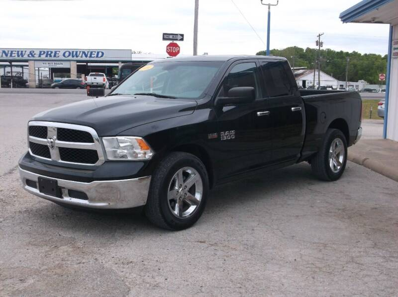 2014 RAM Ram Pickup 1500 for sale at AUTO TOPIC in Gainesville TX