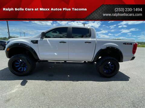 2019 Ford Ranger for sale at Ralph Sells Cars at Maxx Autos Plus Tacoma in Tacoma WA