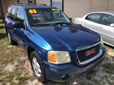2005 GMC Envoy for sale at Castagna Auto Sales LLC in Saint Augustine FL