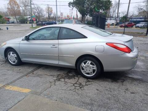 2007 Toyota Camry Solara for sale at Northtown Auto Center in Houston TX