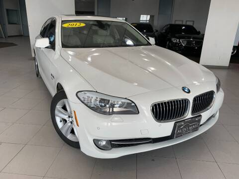 2012 BMW 5 Series for sale at Auto Mall of Springfield in Springfield IL