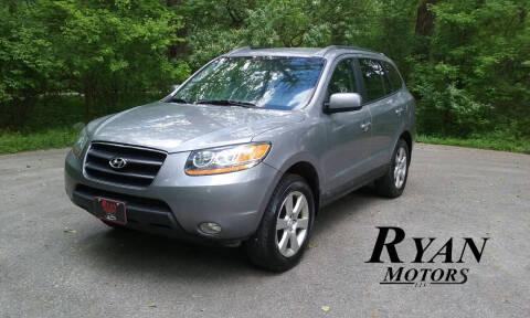 2008 Hyundai Santa Fe for sale at Ryan Motors LLC in Warsaw IN