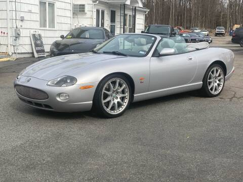 2005 Jaguar XKR for sale at Milford Automall Sales and Service in Bellingham MA