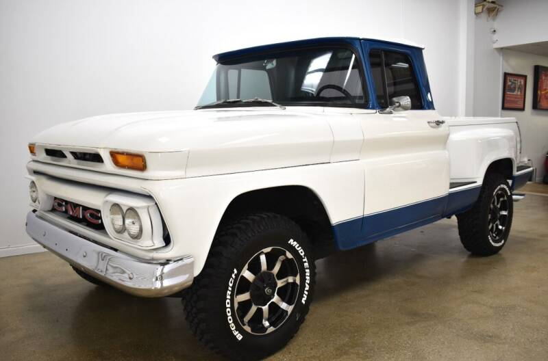 1961 Chevrolet C/K 10 Series for sale at Thoroughbred Motors in Wellington FL