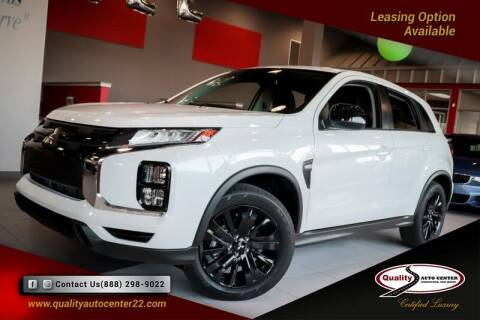 2021 Mitsubishi Outlander Sport for sale at Quality Auto Center in Springfield NJ