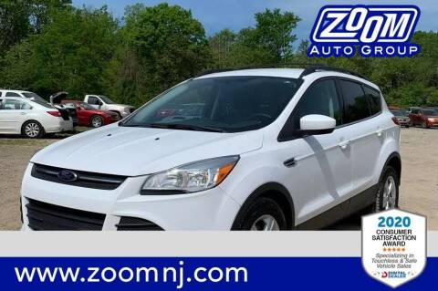 2013 Ford Escape for sale at Zoom Auto Group in Parsippany NJ