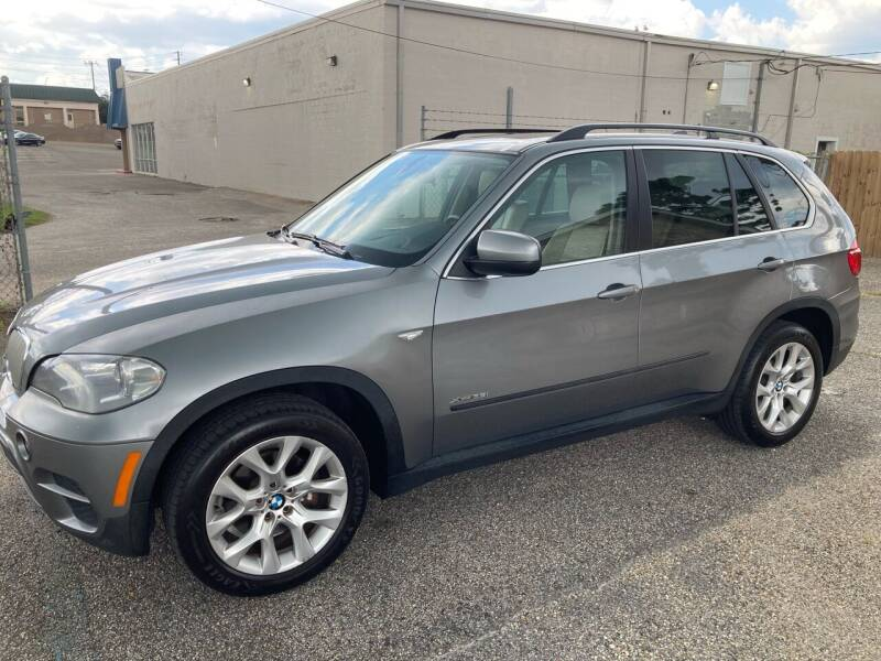 2013 BMW X5 for sale at Autofinders in Gulfport MS