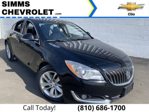 2016 Buick Regal for sale at Aaron Adams @ Simms Chevrolet in Clio MI