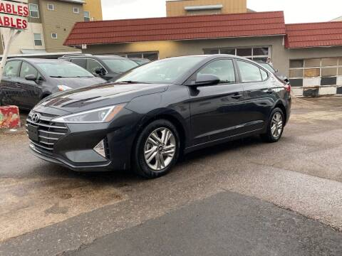 2020 Hyundai Elantra for sale at STS Automotive in Denver CO