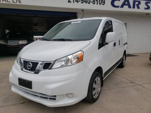 2017 Nissan NV200 for sale at Best Royal Car Sales in Dallas TX