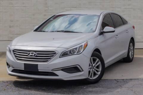 2017 Hyundai Sonata for sale at Cannon Auto Sales in Newberry SC