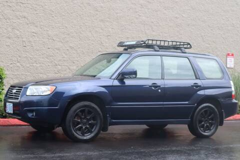 2006 Subaru Forester for sale at Overland Automotive in Hillsboro OR