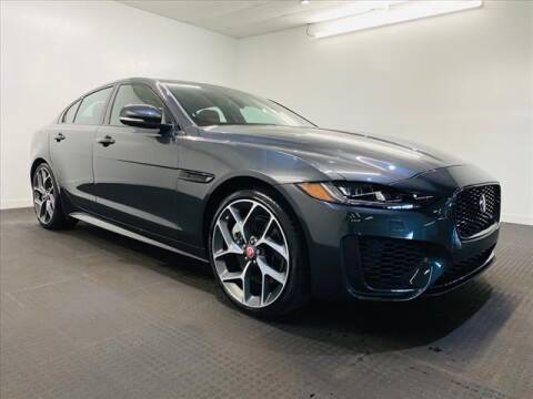 2020 Jaguar XE for sale at Champagne Motor Car Company in Willimantic CT