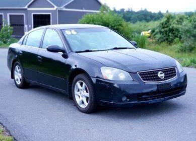 2006 Nissan Altima for sale at AS IS DISCOUNT CARS in Hampstead NH