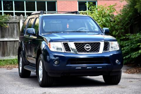 2008 Nissan Pathfinder for sale at Wheel Deal Auto Sales LLC in Norfolk VA