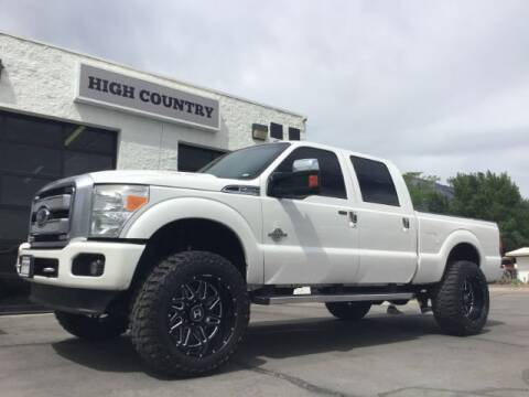2014 Ford F-250 Super Duty for sale at High Country Motor Co in Lindon UT