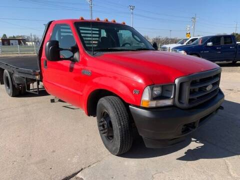 2003 Ford F-350 Super Duty for sale at J & S Auto in Downs KS