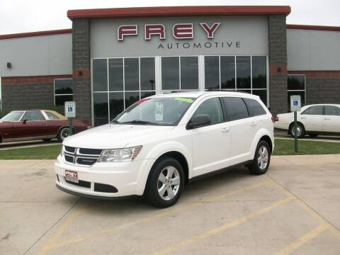 2013 Dodge Journey for sale at Frey Automotive in Muskego WI