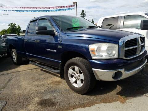 2007 Dodge Ram Pickup 1500 for sale at 2 Way Auto Sales in Spokane Valley WA