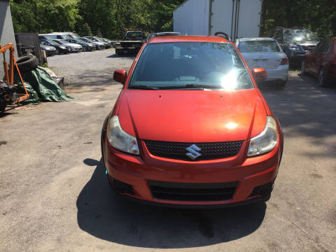 2011 Suzuki SX4 Crossover for sale at Mikes Auto Center INC. in Poughkeepsie NY