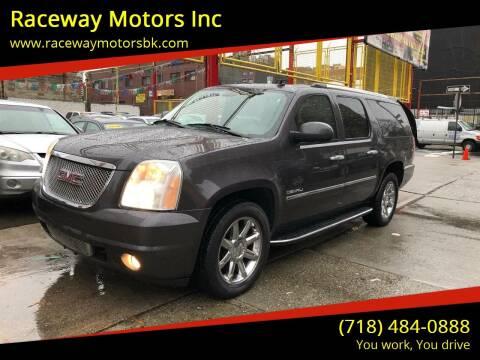2011 GMC Yukon XL for sale at Raceway Motors Inc in Brooklyn NY
