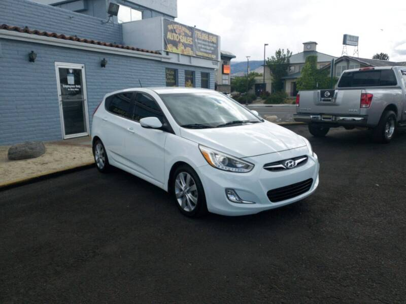 2014 Hyundai Accent for sale at The Little Details Auto Sales in Reno NV