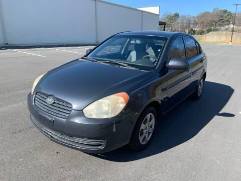 2009 Hyundai Accent for sale at Allrich Auto in Atlanta GA