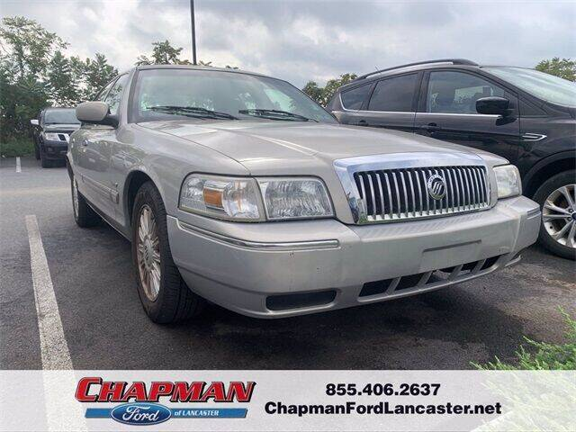 2010 Mercury Grand Marquis for sale at CHAPMAN FORD LANCASTER in East Petersburg PA