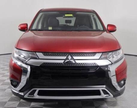 2019 Mitsubishi Outlander for sale at Ultimate Car Solutions in Pompano Beach FL