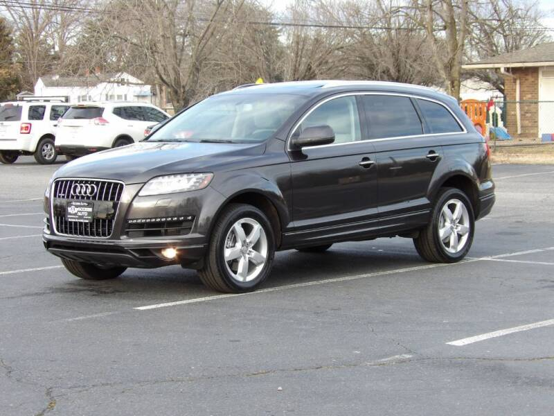 2015 Audi Q7 for sale at Access Auto in Kernersville NC