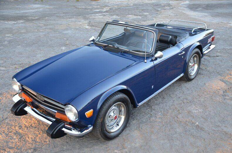 1974 Triumph TR6 for sale in Lebanon, TN