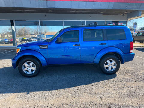 2007 Dodge Nitro for sale at Carz Unlimited in Richmond VA