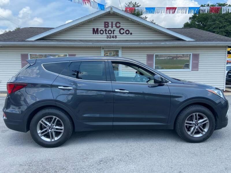 2017 Hyundai Santa Fe Sport for sale in Jackson, MO