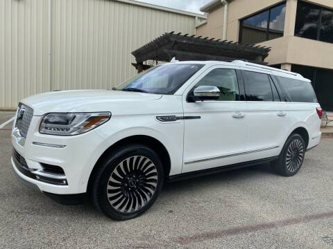 2020 Lincoln Navigator L for sale at JCT AUTO in Longview TX