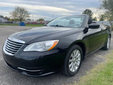 2013 Chrysler 200 Convertible for sale at 5 STAR MOTORS 1 & 2 in Louisville KY