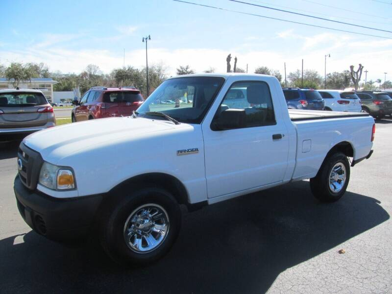 2010 Ford Ranger for sale at Blue Book Cars in Sanford FL